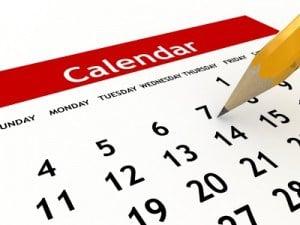 Billing Calendar