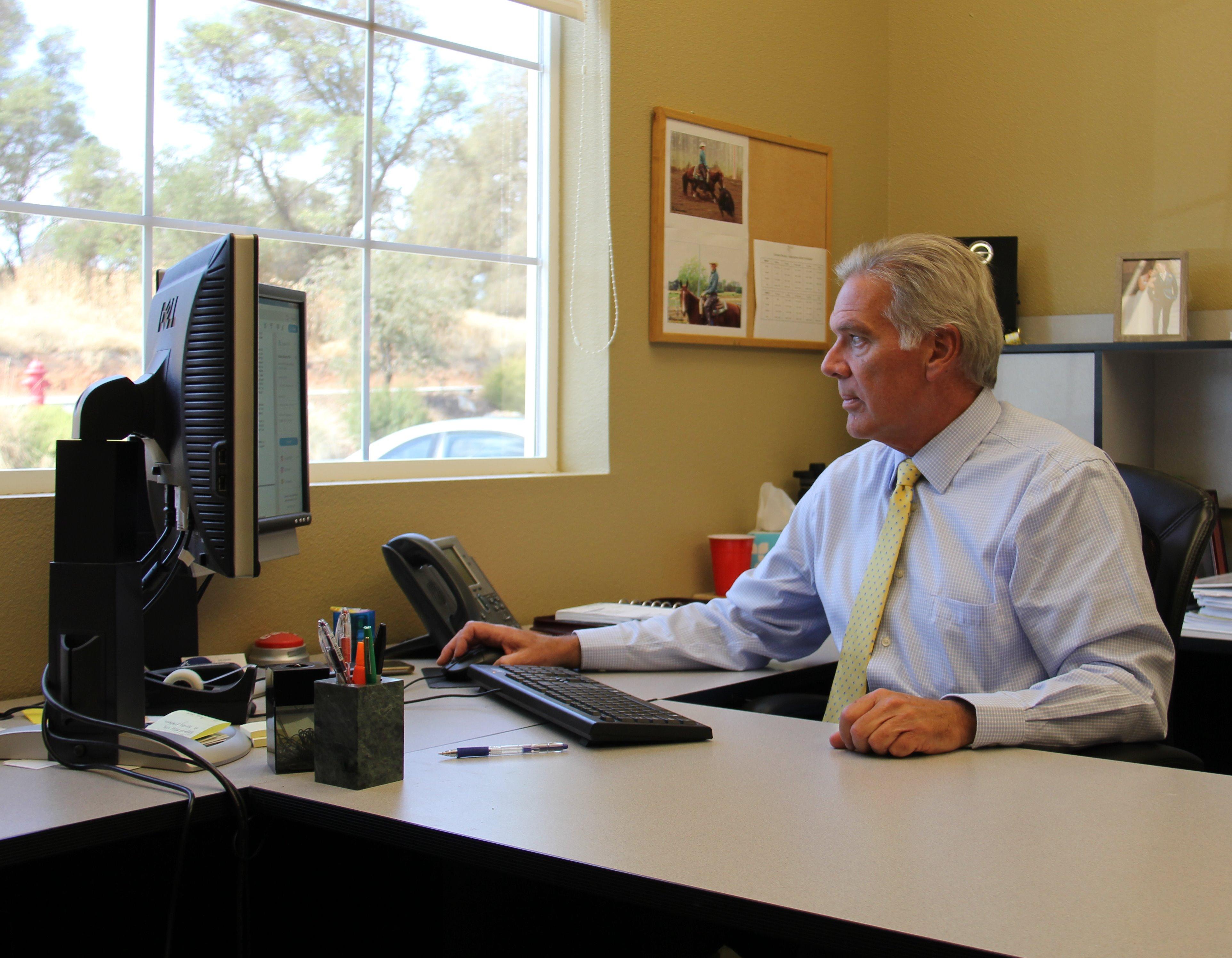Jeffrey Meyer, CCWD Interim General Manager - 1