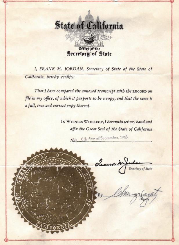 CCWD Formation Document