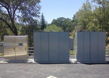 Jenny Lind Water Treatment Plant