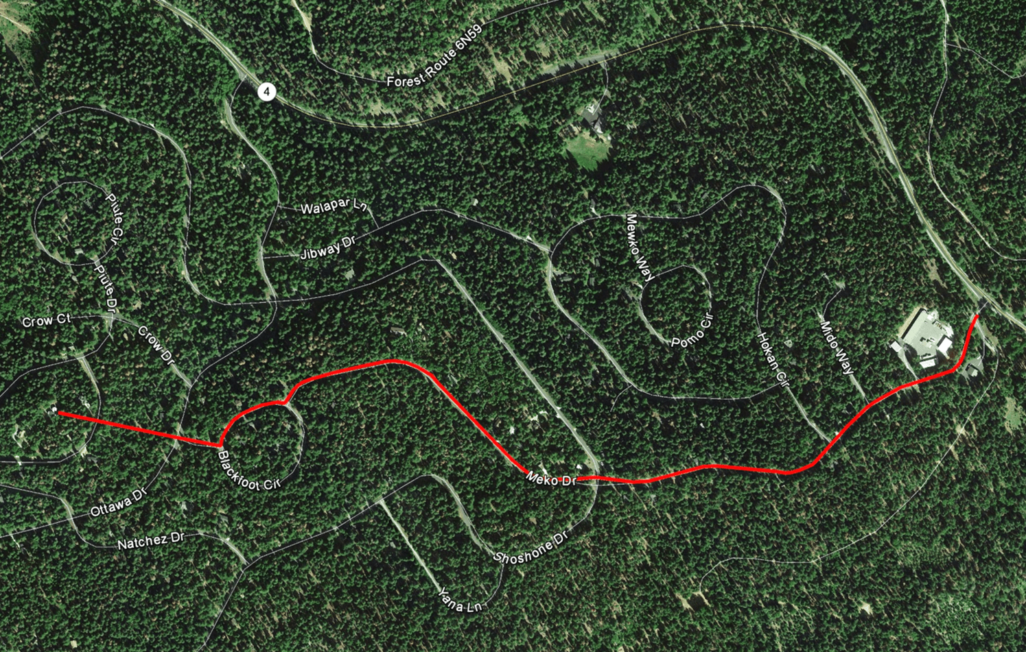 Ebbetts Pass Techite Pipeline Replacement Project - Calaveras County