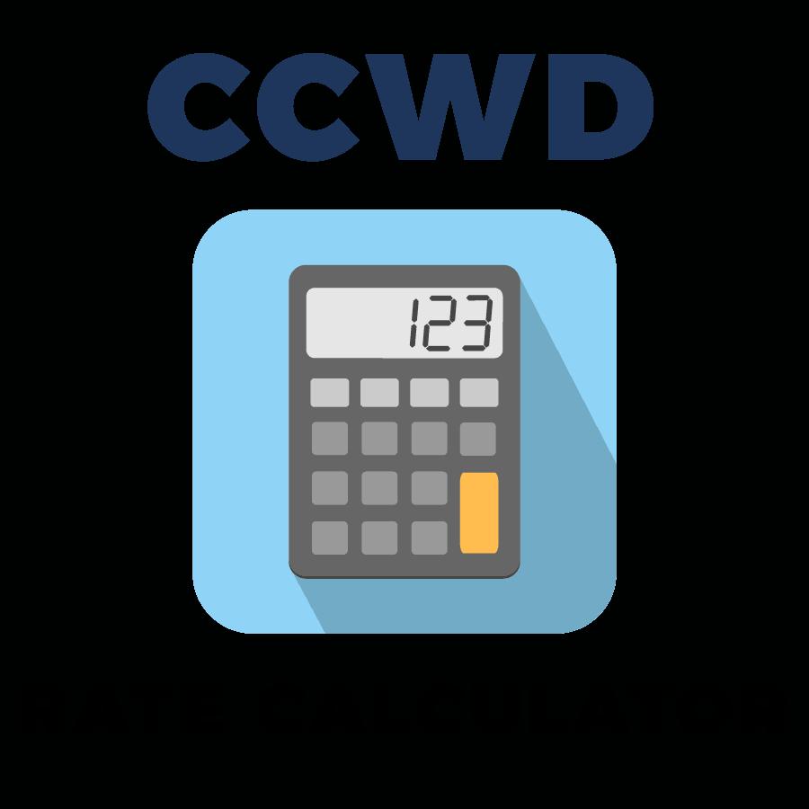 CCWD Rate Calculator
