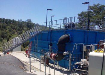 Jenny Lind Water Treatment Plant Improvements Project