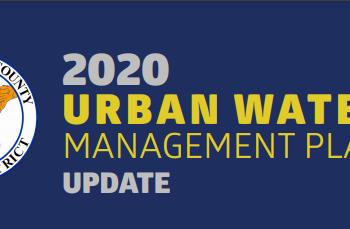 2020 Urban Water Management Plan Update
